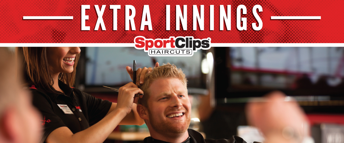 The Sport Clips Haircuts of Huntsville - Market at Ravenwood Extra Innings Offerings